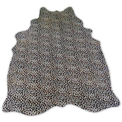 Leopard Print Cowhide Rug Size: 7' X 5 3/4' Leopard Cowhide Rug M-618