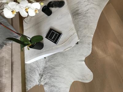 Grey Brindle Cowhide Rugs