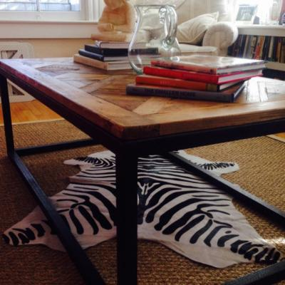 Genuine Zebra Printed Rugs